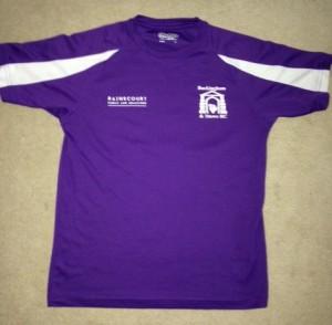 Race T-shirt Front