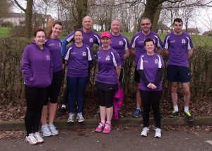 Aylesbury parkrunners - 28th March